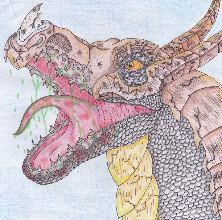 Acid Dragon - M.RArts