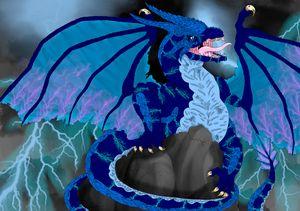 Lightning Wind Dragon