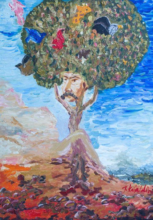The beginning - Tania Kabaldin