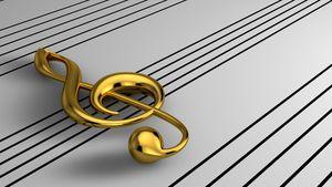 Trebble clef