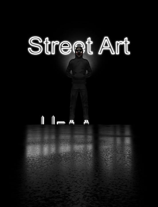 Street Art - Serpi & Co
