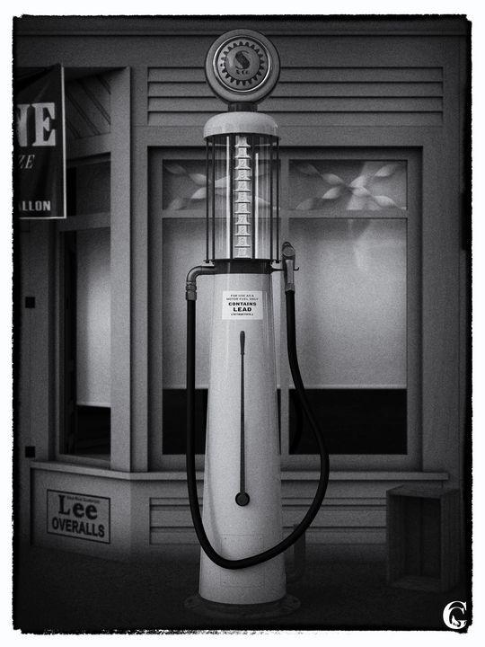 Gas pump - Serpi & Co