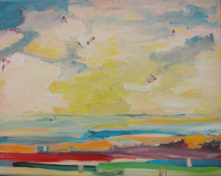 Landscape - Jean-Paul Lamarche