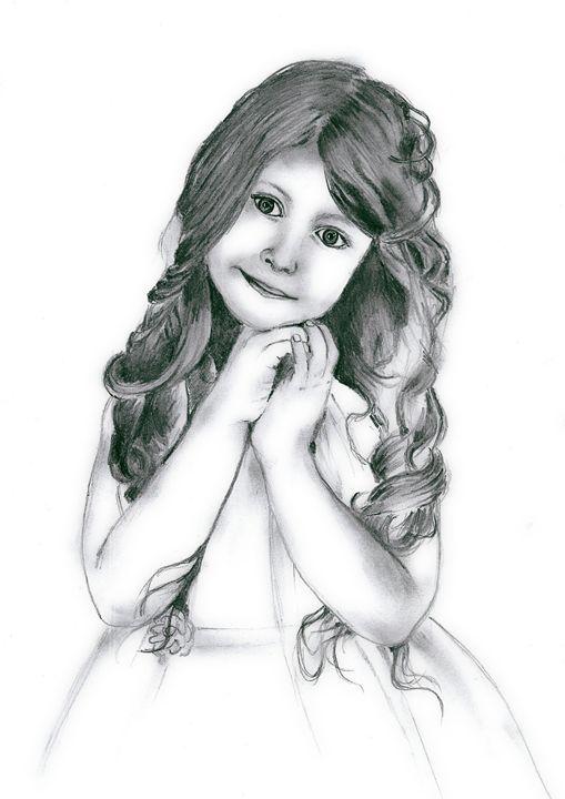 Cute Baby Girl - Shehan Jayasinghe