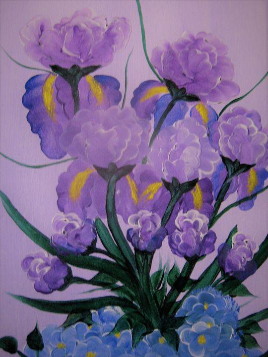 Purple Passion - Brenda Williams
