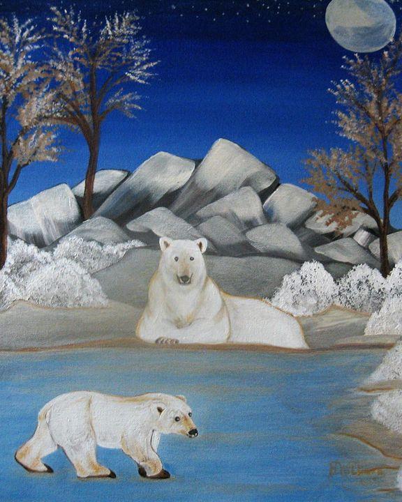 Polar Bear Resort - Brenda Williams