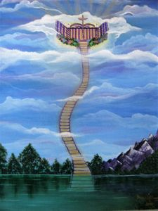 "'The Gate"" (Stairway To Heaven)"