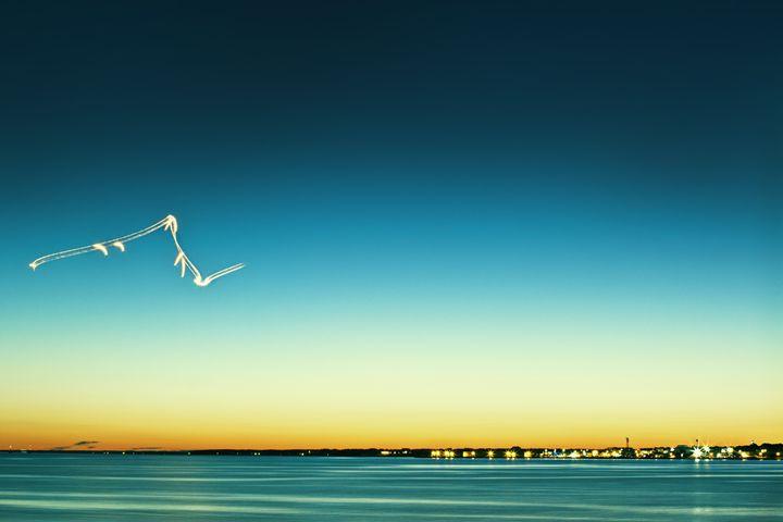 Summerside Skies (blues) - Shot by JRTMAC