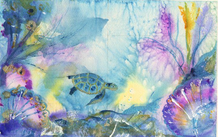 Turtle 1 - CALIOPE (Cali Norton)