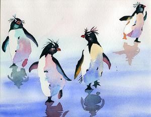 Penguins - CALIOPE (Cali Norton)