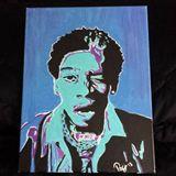 Wiz Khalifa portrait
