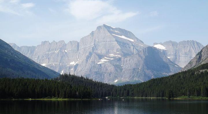 Glacier National Park - Velva Lynn