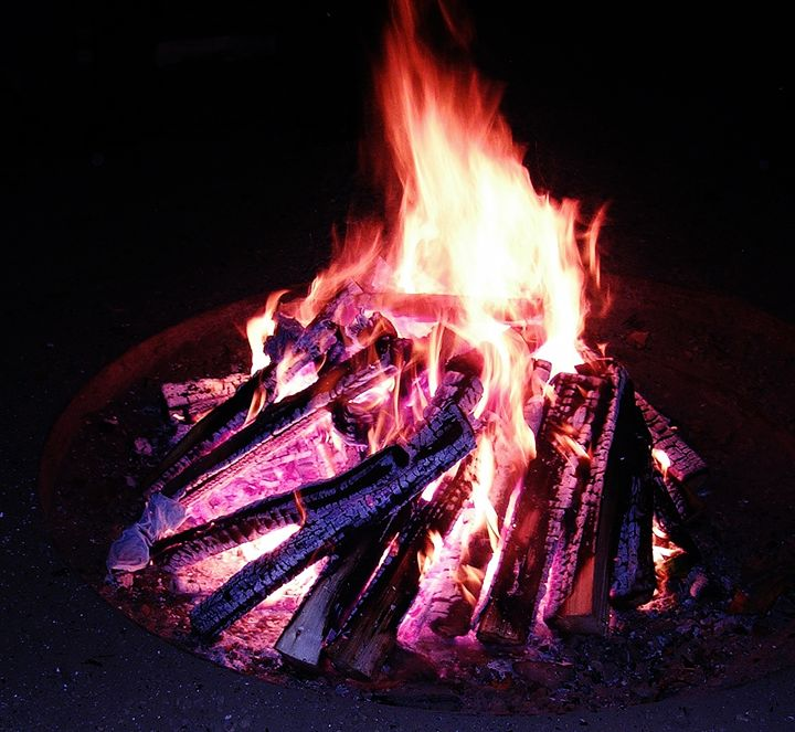Fire - Velva Lynn