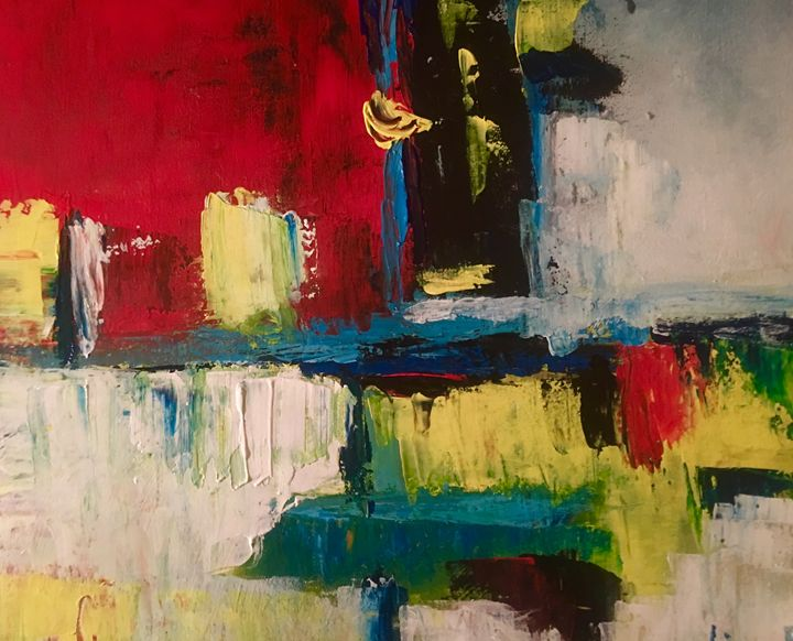 Abstract - Discover Color by Liza