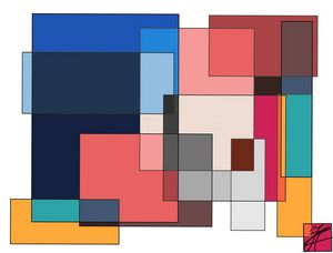 The square colors