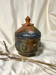 Jar - Humbled Pottery
