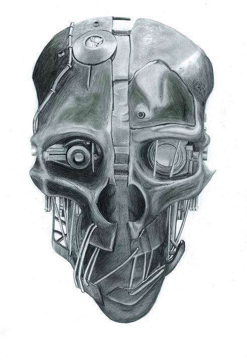 Corvo`s Mask - Robert Domke