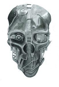 Corvo`s Mask