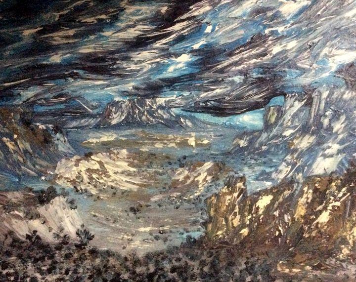 Blue Desert - Gibbothy