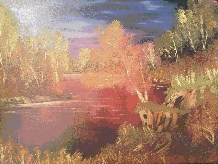 Red River - Gibbothy