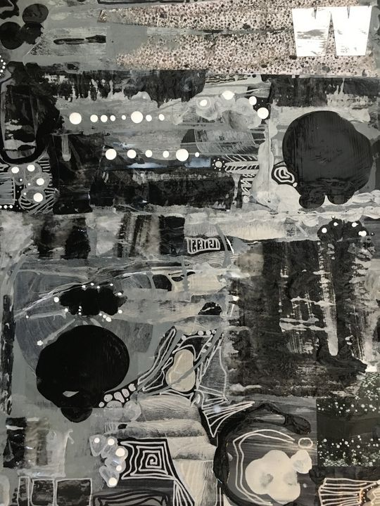 Scorpio - Intuitive Abstract Studio