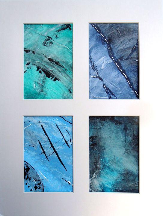 Four Dreams - Abstractitude