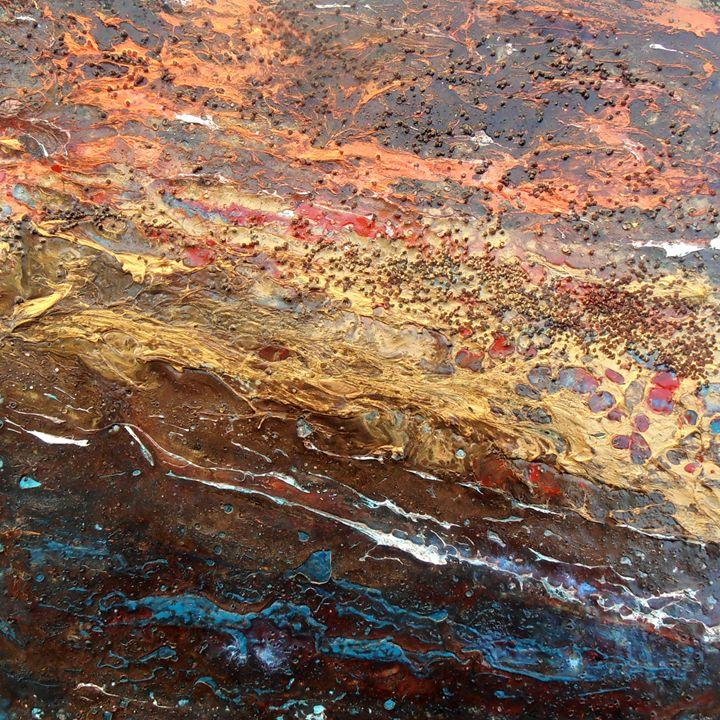 "Carré d'Abstrait ""2.8"" - Abstractitude"