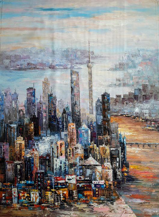 Shanghai - Paint Our Days