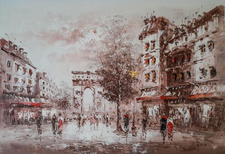 Paris - Paint Our Days