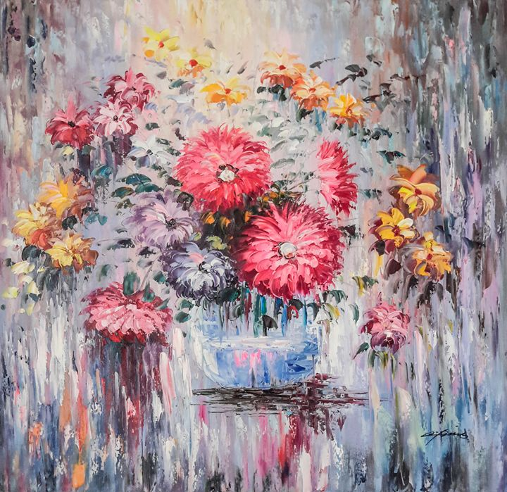 Floral - Paint Our Days