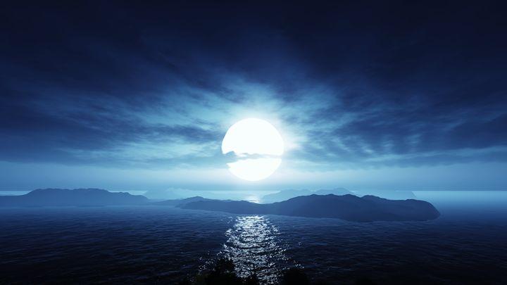 Lost Islands - Moon Path - ADRASKA | Zdravko Yordanov