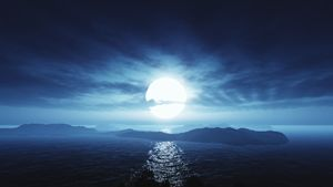 Lost Islands - Moon Path