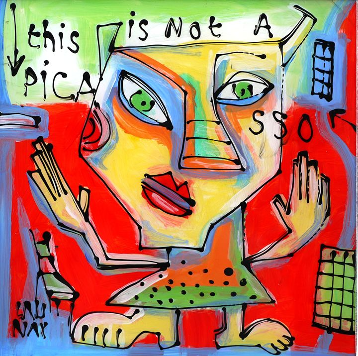 This is not a Picasso - Florence Launay
