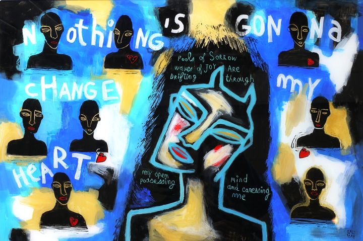Nothing's gonna change my art - Florence Launay