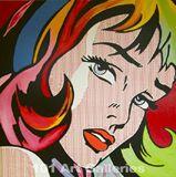 Pop Art Steve Kaufman