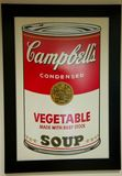 Campbells Can Andy Warhol