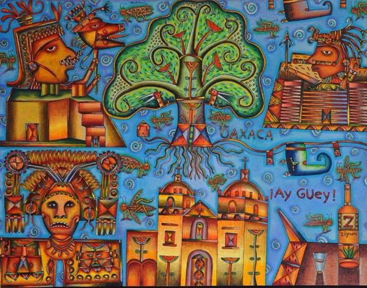 Oaxaca - 101artgalleries
