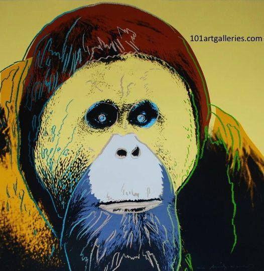 Orangutan - 101artgalleries