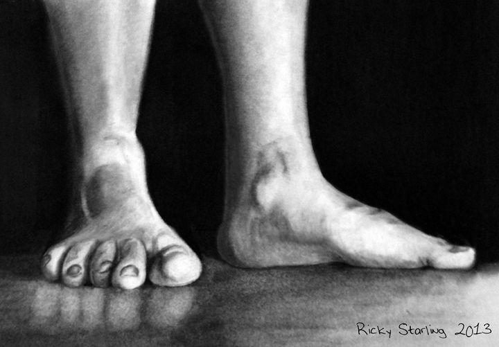 Feet - Ricky Starling