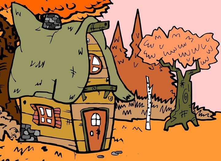 The Wizard's Hut - Lenny K.