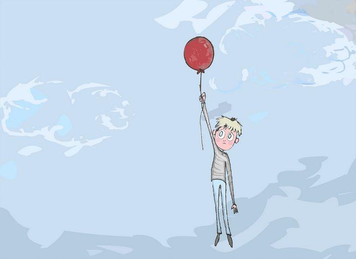 Balloon Boy. - Lenny K.
