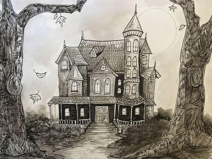 The Haunted House - Lenny K.
