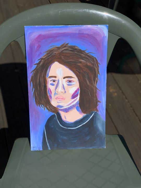 Face Paint - Carolyn Ruby