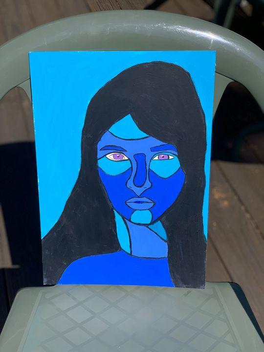 I'm Blue - Carolyn Ruby
