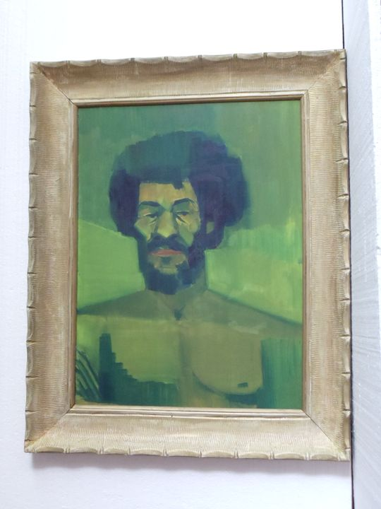 Man with Beard - Henry J. Wenclawski