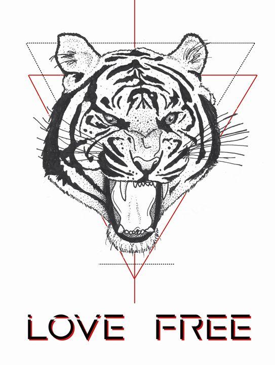 love free prints - pxwn