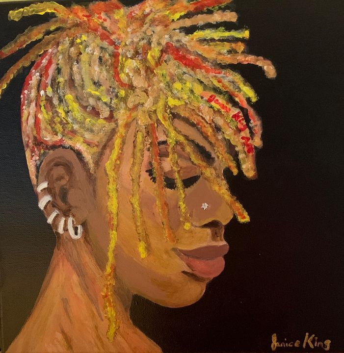 Sashay - JANICE KING ART