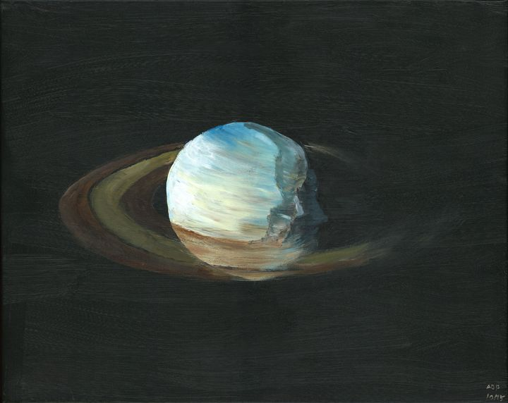 Saturn Returns - Alan's Art