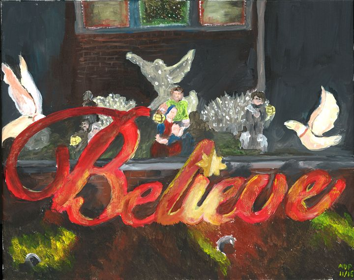 Believe - Al's Art
