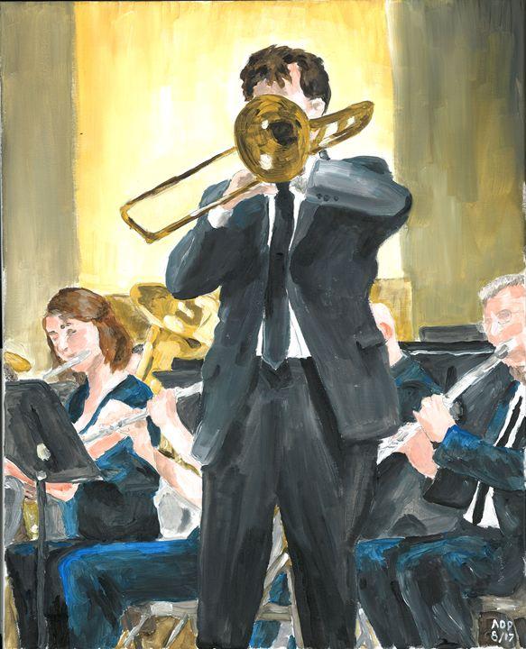 Solo Trombone - Al's Art